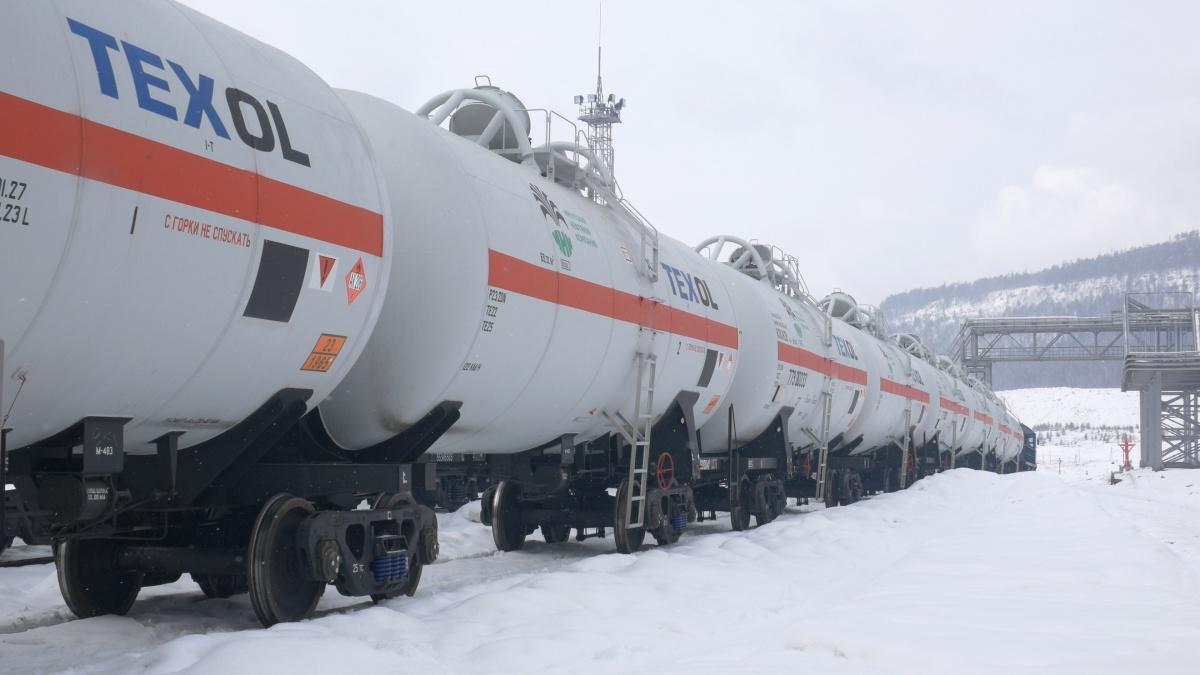 ИНК начала перевозку сжиженных углеводородных газов в вагонах нового поколения