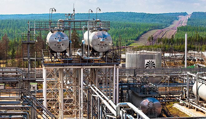 Irkutsk unleashes Siberia's oil potential