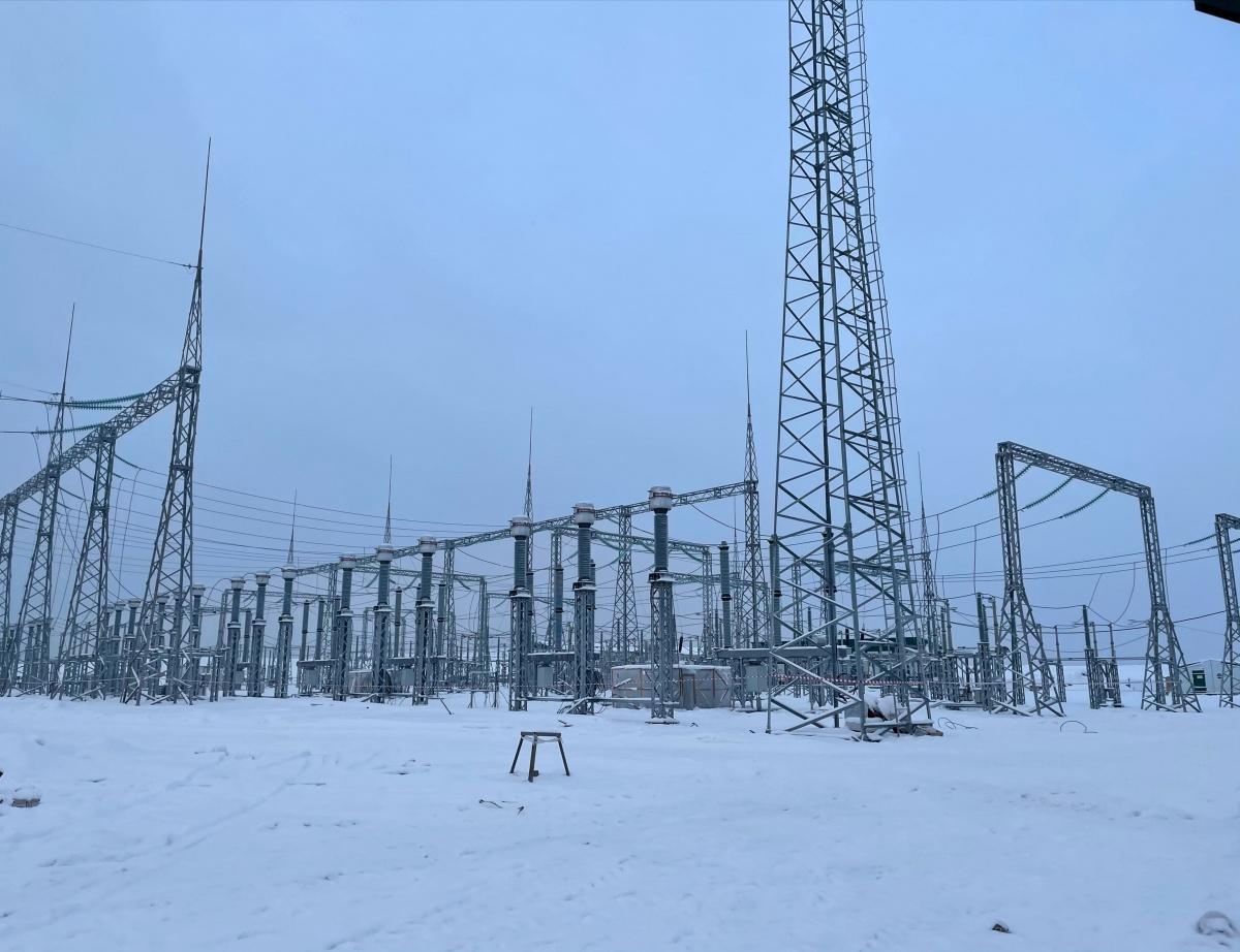 ИНК ввела в эксплуатацию подстанцию для электроснабжения завода полимеров и газоперерабатывающего завода в Усть-Куте