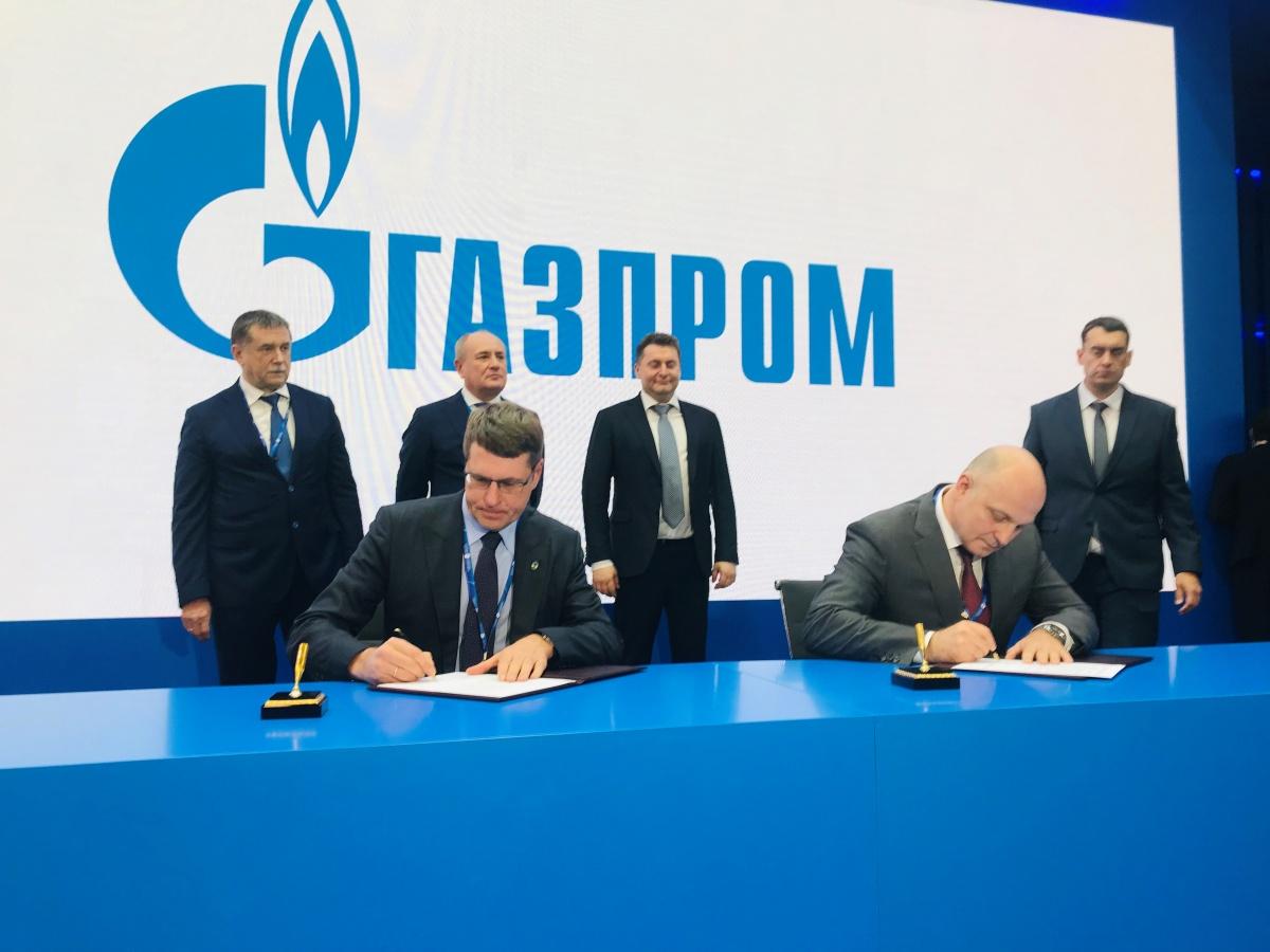«Газпром» и Иркутская нефтяная компания заинтересованы в совместной разработке месторождений в Красноярском крае