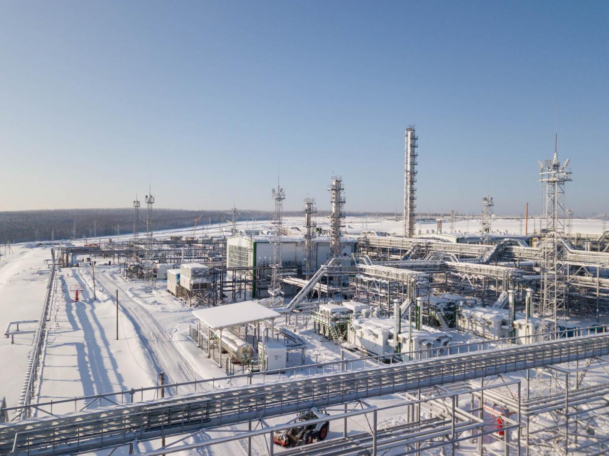 ИНК, JOGMEC, TOYO и ITOCHU разработают ТЭО производства «голубого» аммиака в Восточной Сибири