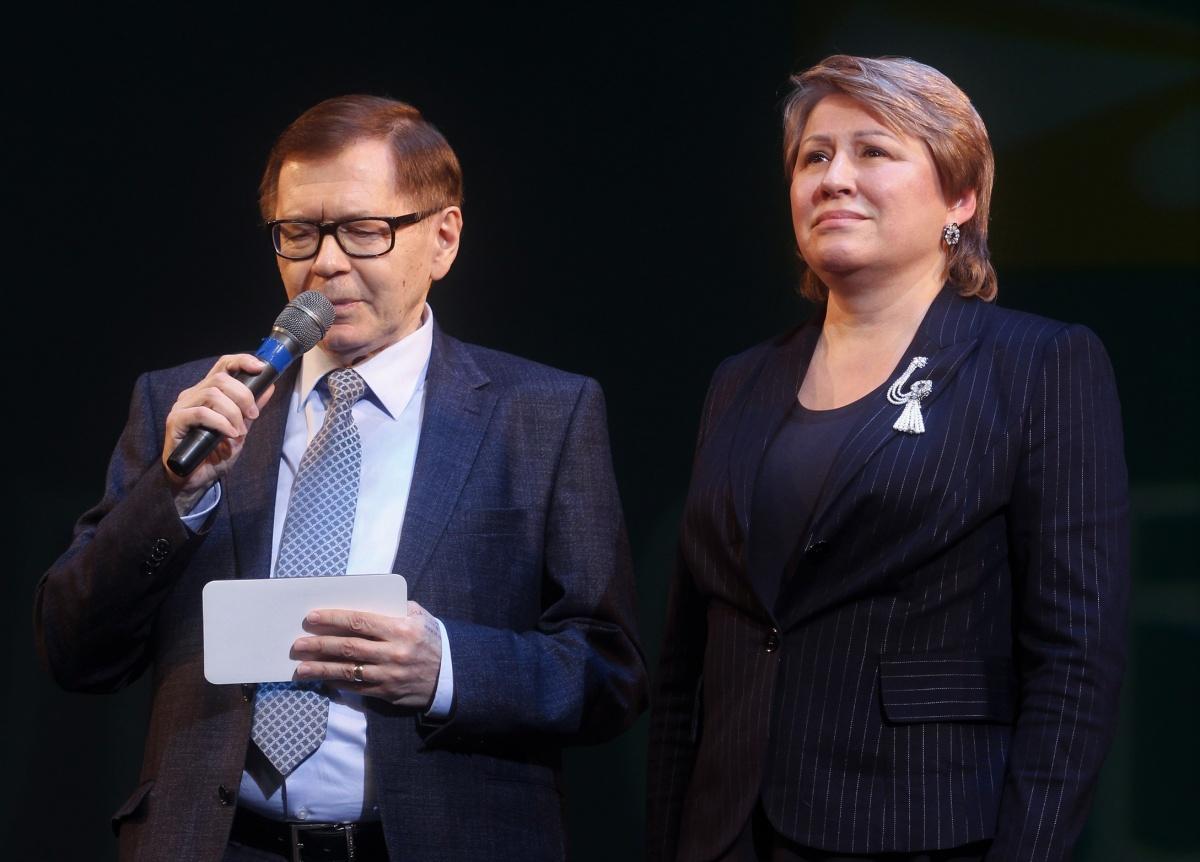 Генеральный директор ИНК Марина Седых награждена почетным знаком Общественной палаты