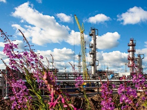 The rapid development of East Siberia's gas processing industry