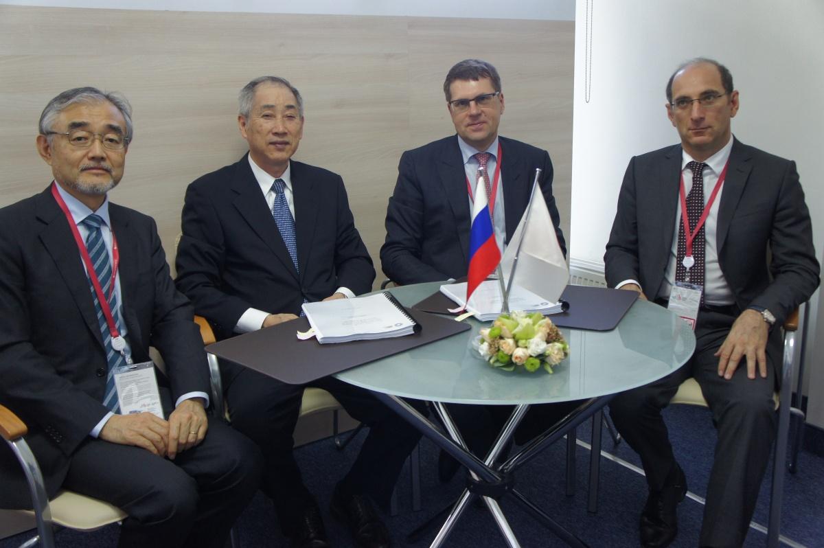 Иркутская нефтяная компания подписала рамочное соглашение с JOGMEC