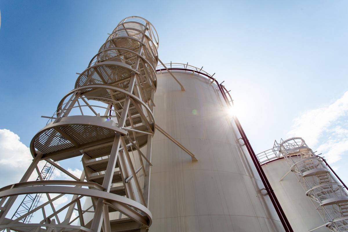 Иркутская нефтяная компания построит второй гелиевый завод в Иркутской области