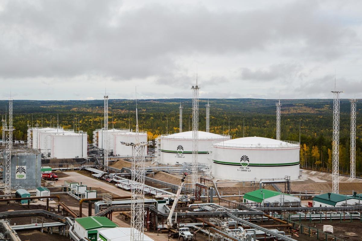 ИНК продолжает увеличивать мощности по перекачке нефти в ВСТО